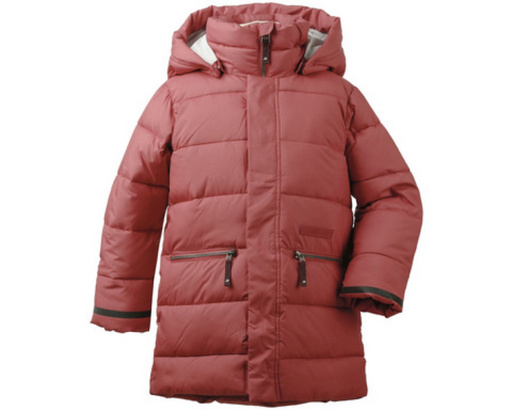 Otr. jakna GÄDDAN KIDS JKT Raspberry red