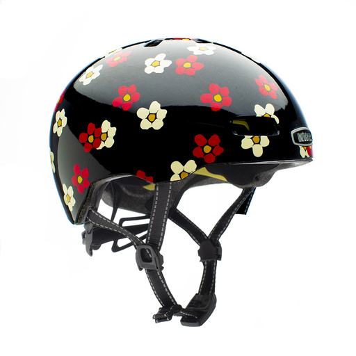 Fun Flor-All Gloss MIPS Street Helmet