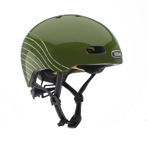 Dust for Prints Reflective MIPS Street Helmet