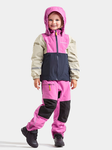 BLOCK KIDS JKT Radiant Purple