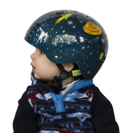 Outer Space baby helmet