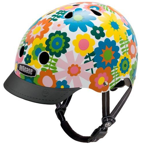 In Bloom helmet