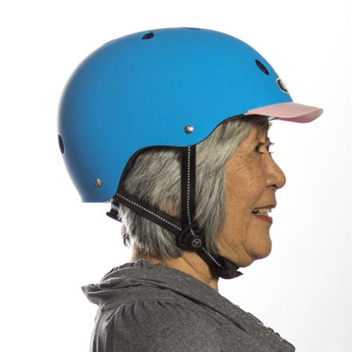 Bay Blue helmet