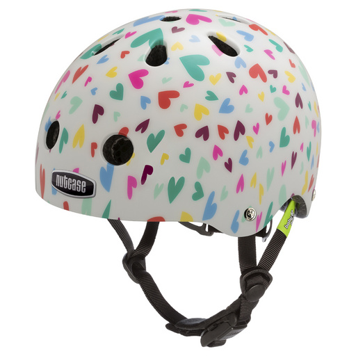 Happy Hearts baby helmet