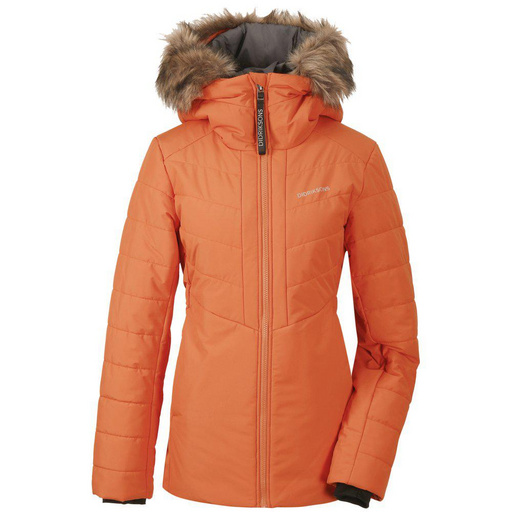 Ž. jakna NANA WNS PUFF JKT 2 Burnt Orange