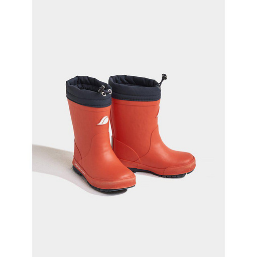 Otr. škornji SLUSH KIDS W BOOT 3 Poppy Red