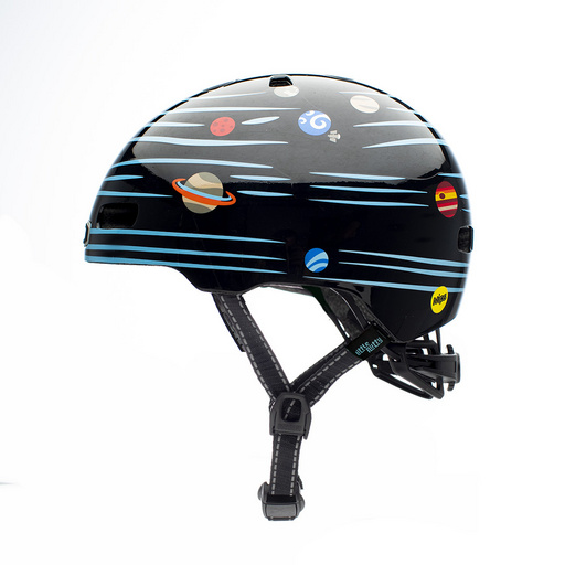 Otr. čelada Little Nutty Defy Gravity Reflective MIPS Helmet
