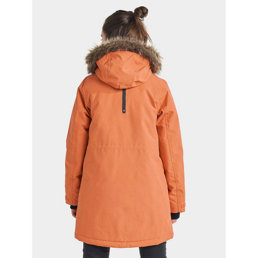 Otr. jakna JAMILA GIRLS PARKA 2 Burnt Orange