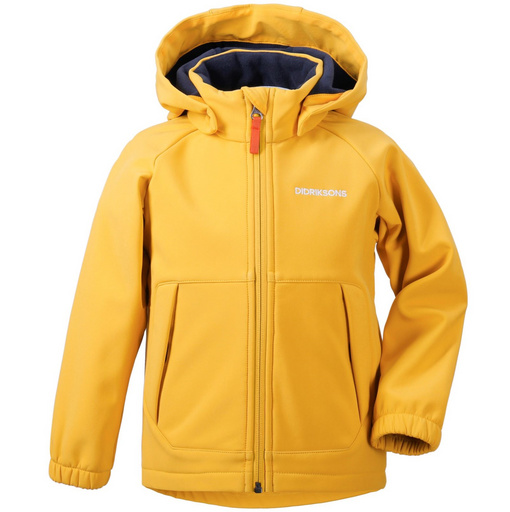 Otr. jakna DELLEN KIDS JKT 3 Citrus Yellow